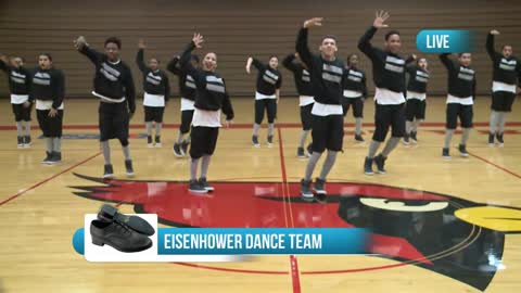 Eisenhower Dance Team: Part 1