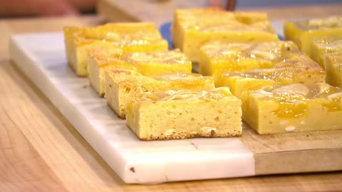 Lemon-Vanilla Dream Bar Recipe