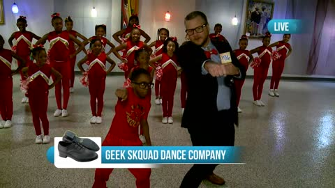 Geek Skquad Dance Company: Part 2