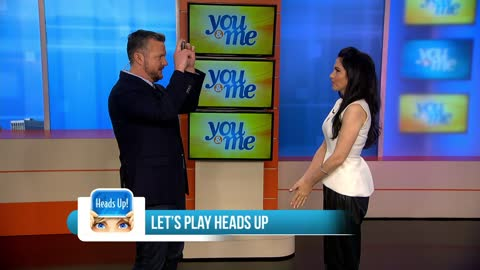 Heads Up with Jon and Bessie