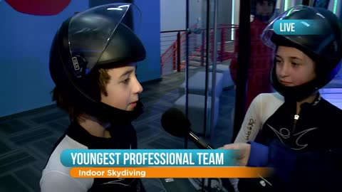 iFly Indoor Skydiving: Part 2