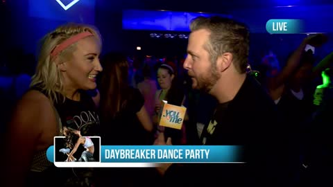 DAYBREAKER Dance Party: Part 1