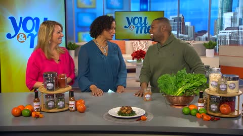 Spice Up your Diet with Judson Todd Allen