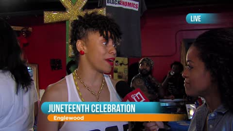 Juneteenth Celebration: Part 2