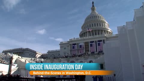 Inside Inauguration Day