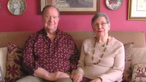 Love Story: Doris and Bill
