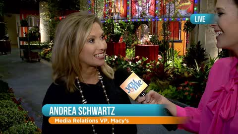 Macy's Flower Show Preview: Part 2