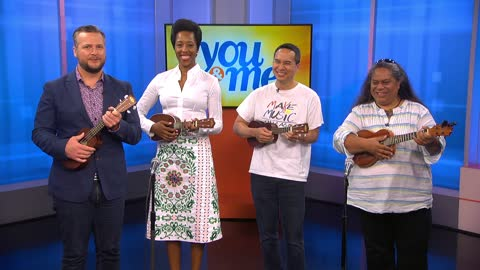 Ukulele Lessons with Aloha Center Chicago