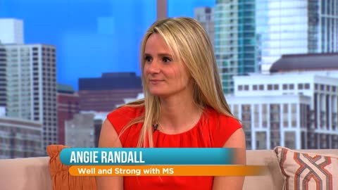 Angie Randall's MS Journey