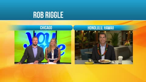 Actor Rob Riggle