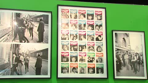 Rolling Stones Exhibit Hits Navy Pier