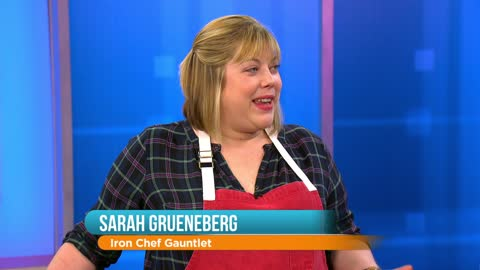 What's New with Celeb Chef Sarah Gruenberg?