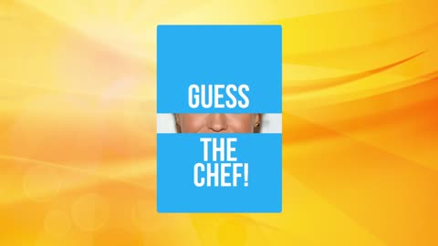 Sarah Gruenberg Plays the Celeb Chef Guessing Game