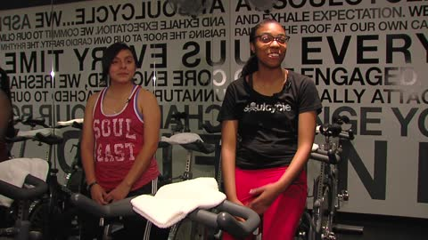 Students Cycle Free at SoulCycle with SoulScholarship