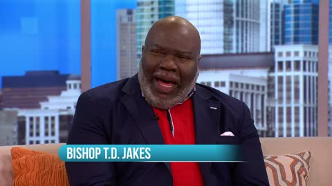 Bishop T.D. Jakes Talks Tragedy in Manchester and Upcoming MegaFest