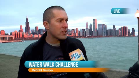 World Vision's Water Walk Challenge: Part 1