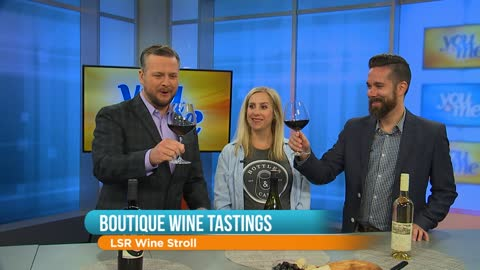 Lincoln Square Ravenswood Wine Stroll Preview