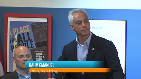 Mayor Rahm Emanuel's 'One Chicago'